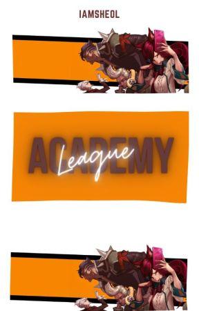 League Academy by iamsheol