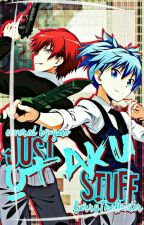 Just Otaku Stuff Vol. 2 by BarryTheHunter