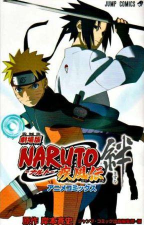 Ost Naruto The Movie Lyrics - The Movie 7