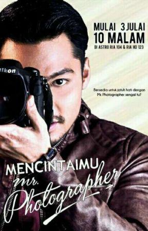 Mencintaimu Mr.Photographer by aliyashafika