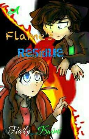 A Flame's Residue by Harly_Kwimi