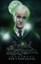 PROUD SLYTHERIN | rant book by nbsnow