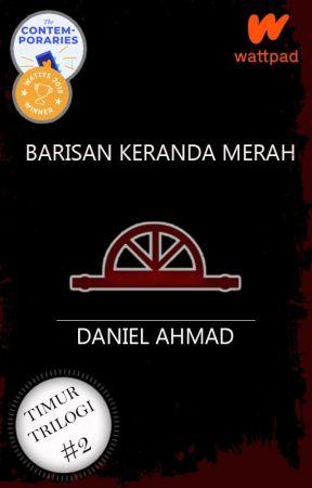 BARISAN KERANDA MERAH by AhmadDanielo