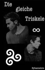 Die gleiche Triskele by byHannelore