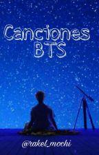 [ BTS ] Canciones by zanxhoria