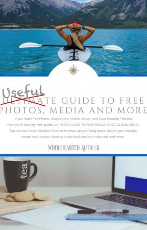 A Useful Guide to Free Photos, Media & More by RobinVanAuken