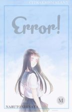 ERROR! by CitraKrismalany