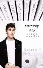 birthday boy // s.m by warsowie