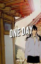 one day ⇾ wanna one by minsyeuga