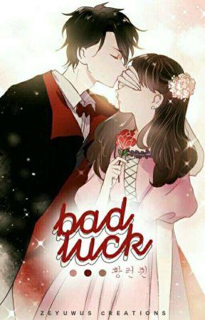 BAD LUCK . renjun by injuns