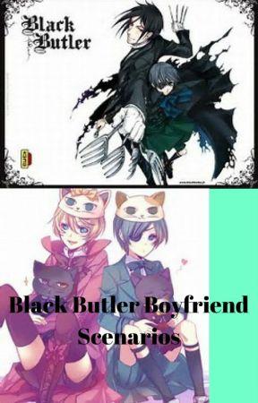 Black Butler Boyfriend Scenarios - ~ Second Meeting ~ - Wattpad