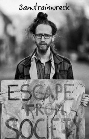 Escape From Society (#MindOverMatterContest) by 3amtrainwreck