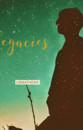 Legacies Volume 1: Origins by LinaAthena