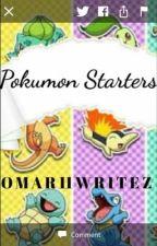 Pokemon Starters by Omar11WriteZ