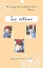 Retour [Y.M] by Army_Yoonmin_FR