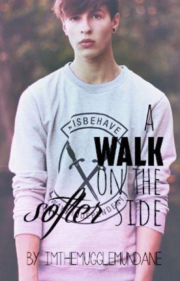 A Walk On The Softer Side (Mpreg)