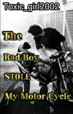 the bad boy stole my bike  by toxic_girl2002