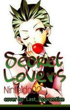 Secret Lovers  by -Connxisseur-