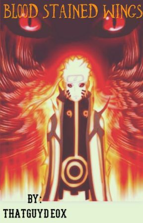 Blood stained wings- Naruto fanfic - First c-rank-land of