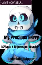 My Precious Berry {{ US!Sans X Depressed!Reader }} (( DONE )) by Undertale_Shipper_
