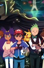 Pokémon Sagas: Negro y Blanco by xEmilionx