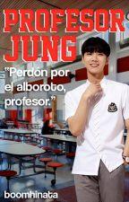 Profesor Jung ➸ Jaeten 2S #2 by boomhinata