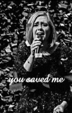 you saved me  by amareeperson
