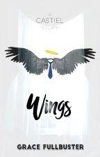 Wings (Castiel) by GraceFullbuster