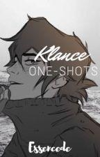 Klance One-Shots by Essencede