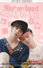 → JiCheol ♡ What my heart wants to say. by GaabyKookie