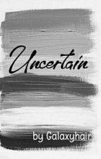 Uncertain • JunHyeong • by galaxyhair