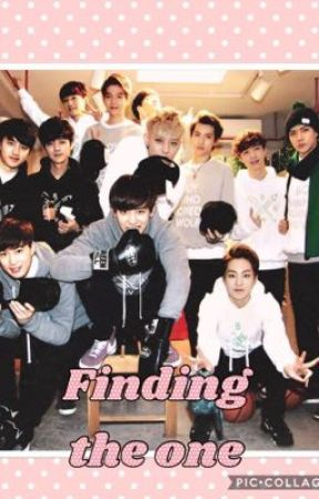 Finding The One /EXO FANFIC/ discontinued  by mangawolf1