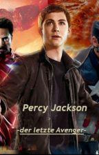 Percy Jackson, der letzte Avenger by Jillein_02