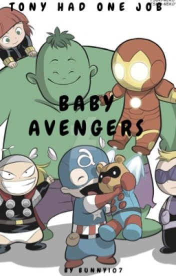 Baby Avengers x reader x Peter Parker - Bunny - Wattpad