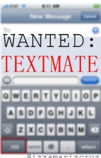 Textmate wanted