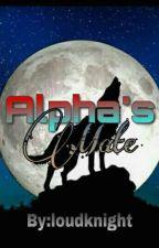 ALPHA'S MATE (Major Editing) by loudknight