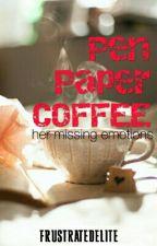 Pen Paper COFFEE by frustratedelite