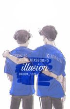 |GuanLinxSeonHo| One Shot | illusion - Ảo ảnh by Jikook_119