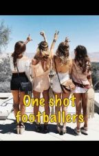 One shot footballers  by juve_tiamoo