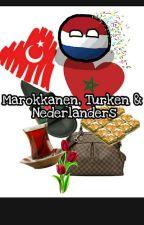 Marokkanen Turken en Nederlanders by MeryeMAykaN