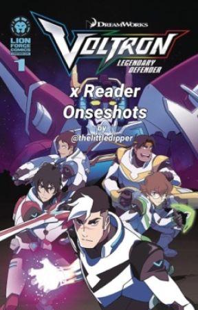 VOLTRON x READER ONESHOTS - He Hurt You: Shiro x Reader - Wattpad