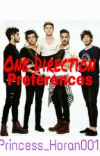 1D Preferences ♡*-* by Princess_Horan001