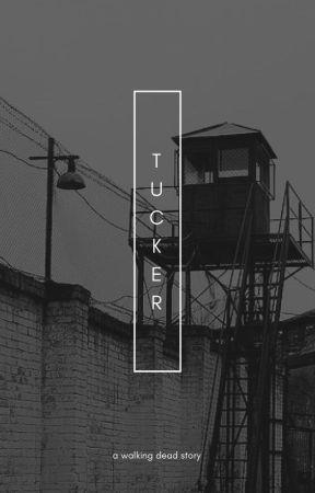 Tucker || the walking dead by A_Sah_Dude