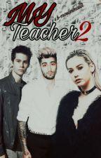 My Teacher 2 by mouisnmalik