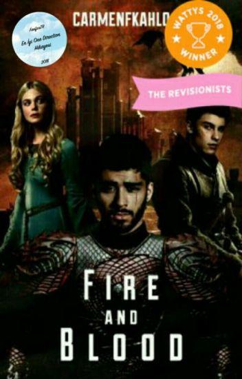 fire and blood • malik