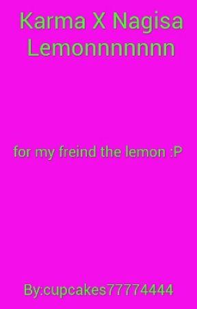 Karma X Nagisa Lemon by cupcakes77774444