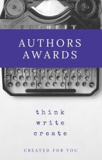 The Authors Award (Announcing Winners) by TheAuthorsAward