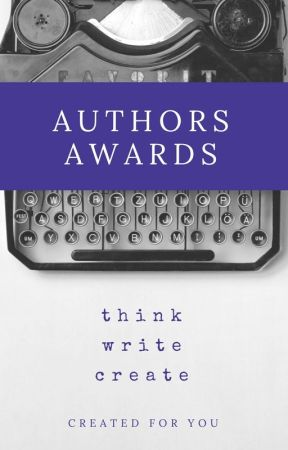 The Authors Award by TheAuthorsAward