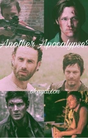 Another Apocalypse? // Daryl Dixon  by okaydixon