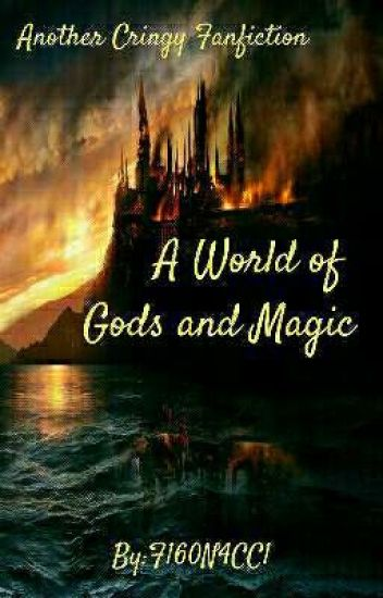 A World Of Gods And Magic - Perseus Jackson Riddle